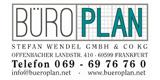 Büroplan - Brehm Transporte Hanau